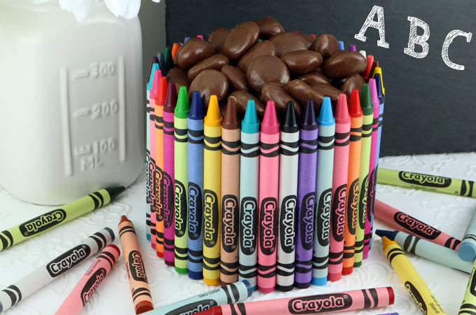 Crayon Candy Dish Teacher Gift We Have Step By Directions For Making This Adorable