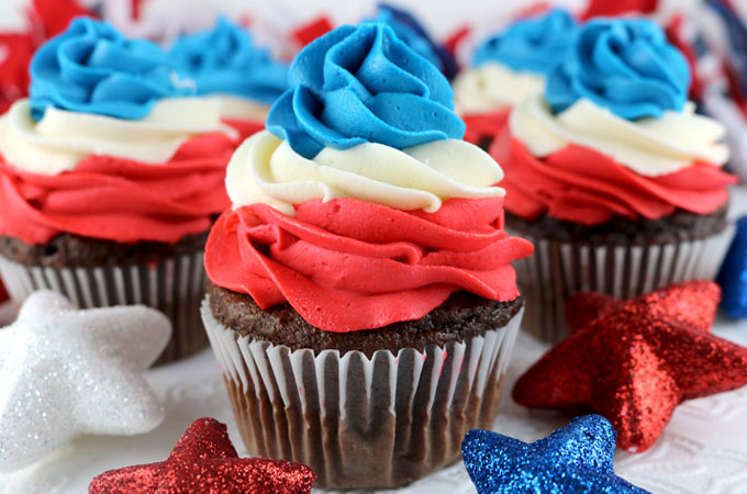 Fourth Of July Cake Recipe Ideas
