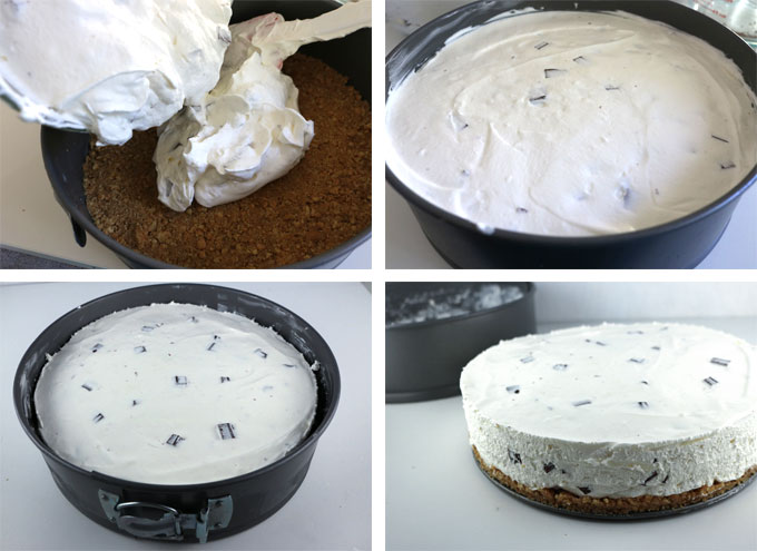 S'more Pie - Filling
