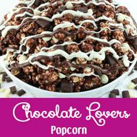 Chocolate Lovers Popcorn