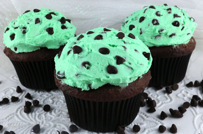 Our Chocolate Mint Buttercream Frosting is the perfect frosting for your chocolate cake, cupcakes, cookies or brownies. It is super delicious and so easy to make. Sweet, minty and so very yummy, your family will beg you to make this butter cream icing again and again. Follow us for more great Frosting Recipes!