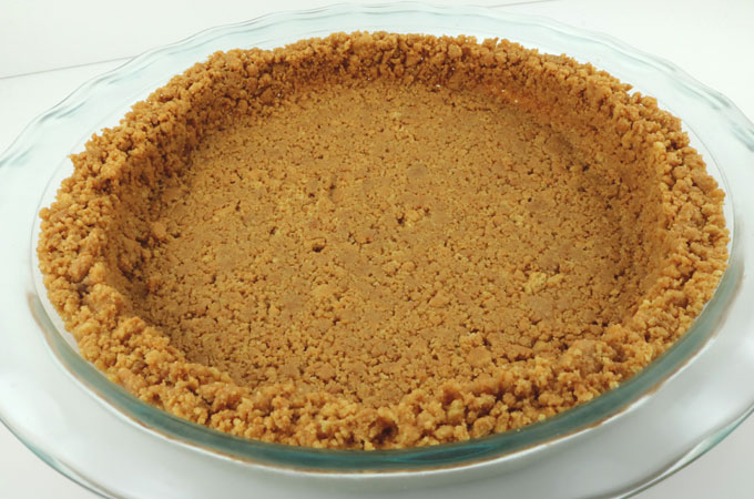 We show you How to Make Nutter Butter Cookie Crusts that are super easy to make, can be bake or no-bake and taste better than anything you can buy in the store. This is the Best Nutter Butter Crust recipe that you are going to find. Pin this Perfect Nutter Butter Cookie Crust recipe for later and follow us for more pie crust recipe ideas.