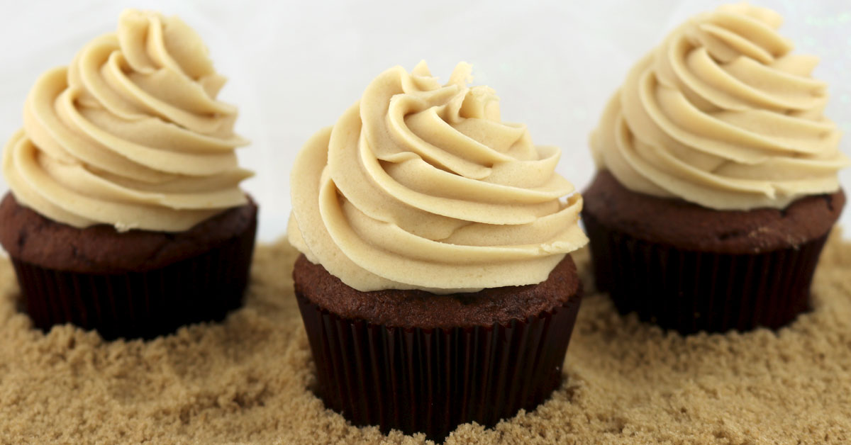 Brown Sugar Cream Cheese Frosting - Two Sisters