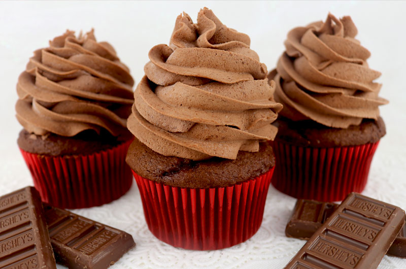 Chocolate Whipped Cream Frosting Two Sisters