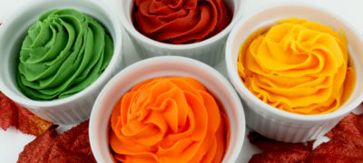 How to Make Fall Harvest Frosting