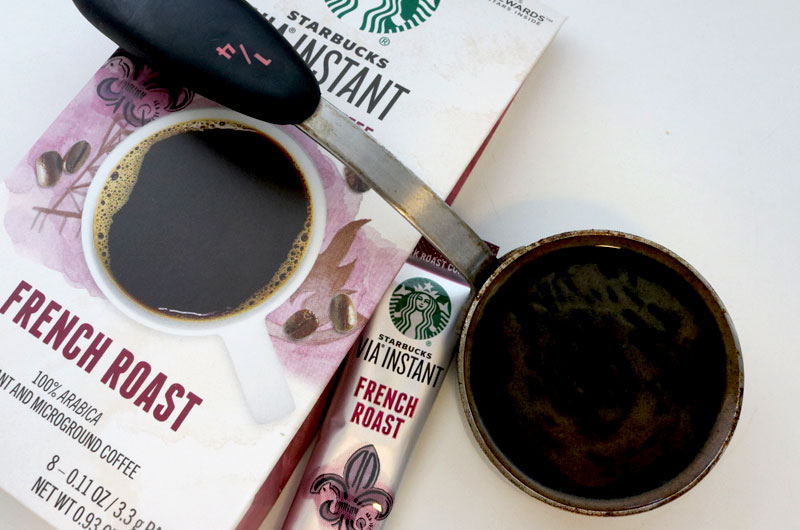 Instant Coffee for Coffee Cookies