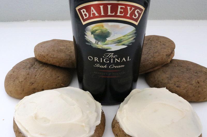 Baileys Irish Cream Frosting