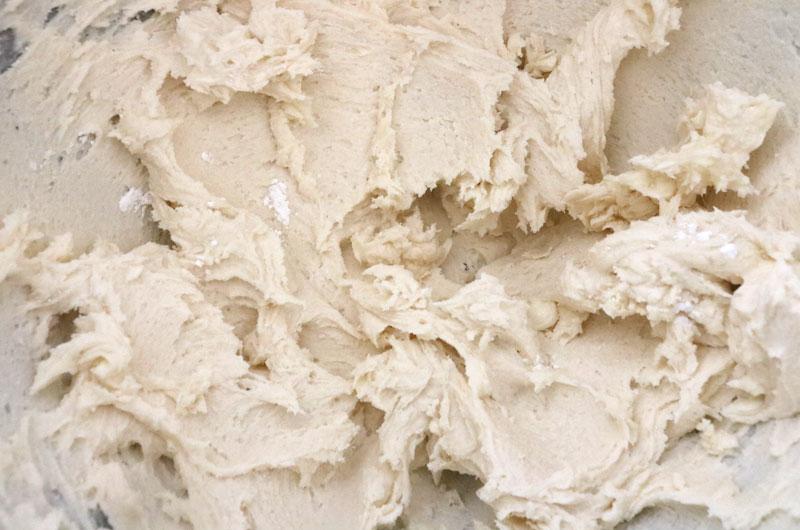 Peppermint Cookie dough