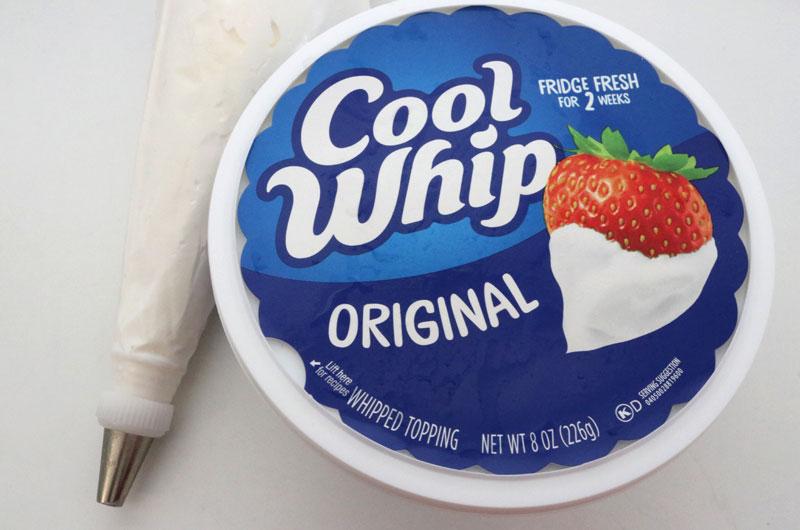 Prepare Cool Whip