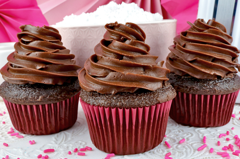 The Best Chocolate Cream Cheese Frosting