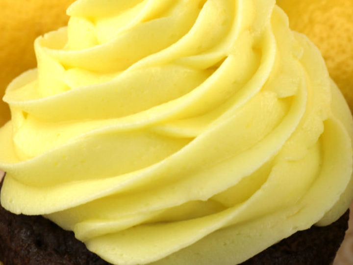 How to make lemon frosting without powdered sugar