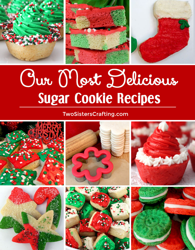Our Most Delicious Sugar Cookie Recipes