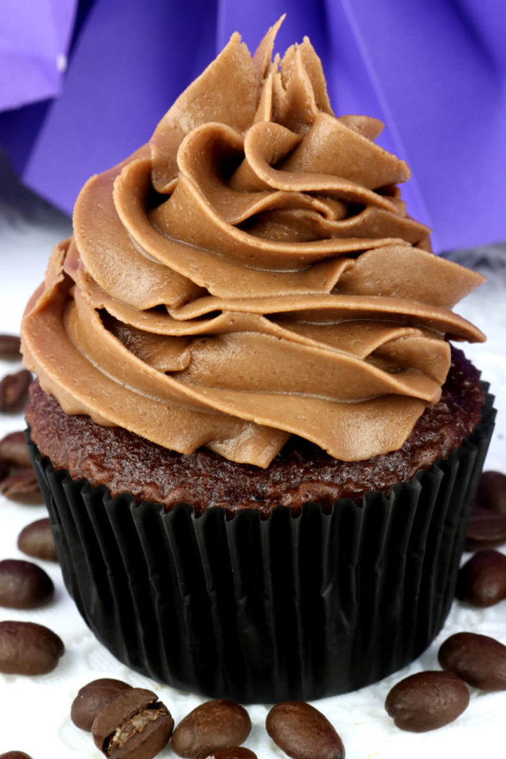 The Best Mocha Buttercream Frosting Two Sisters