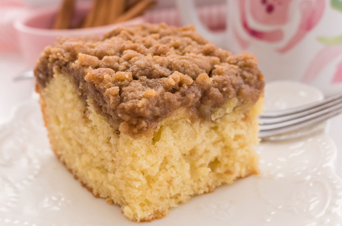 Classic Coffee Cake Two Sisters